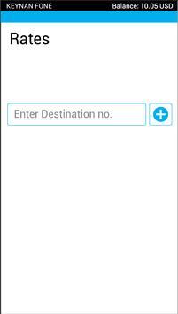 Keynanfone apk screenshot