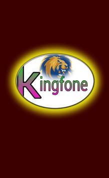 Kingfone Dialer apk screenshot