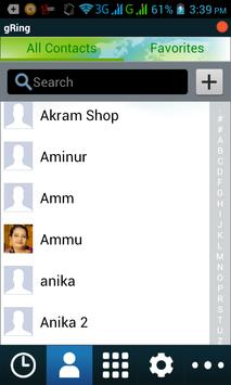 Gring apk screenshot