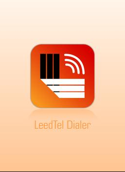 LeedTel Dialer apk screenshot