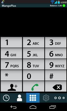 Mango Plus Dialer apk screenshot