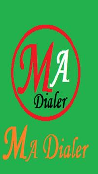 Ma Dialer poster