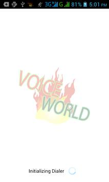 Voice World -84625 poster