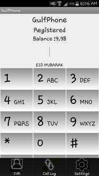 GulfPhone apk screenshot