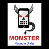 Platinum Dialer Monster icon