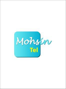 Mohsin Tel poster