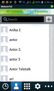 Mohsin Tel apk screenshot