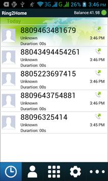 Ring2Home-ksa apk screenshot