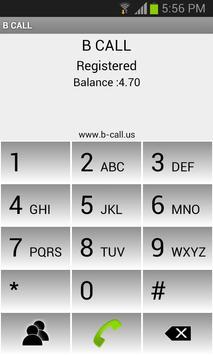 BCall Dialer apk screenshot