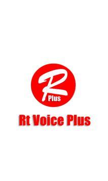 Rt Voice Plus poster