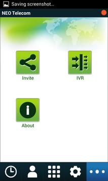 NEO Telecom apk screenshot