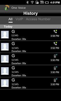 One Voice apk screenshot