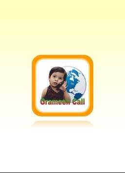 grameen call poster