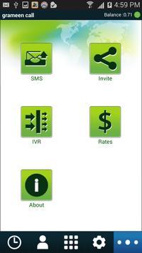 grameen call apk screenshot