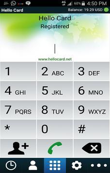 HelloCard Itel Platinum poster
