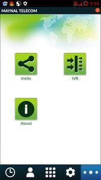 Maynal Telecom apk screenshot