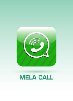 MELA CALL poster