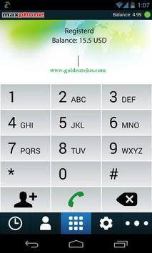 MAXPHONE apk screenshot
