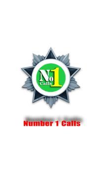 Number1 Calls poster