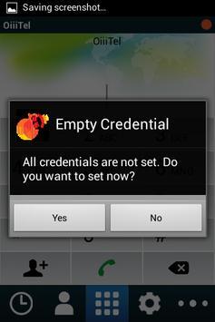 OiiiTel apk screenshot