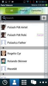 Paris Telecom apk screenshot