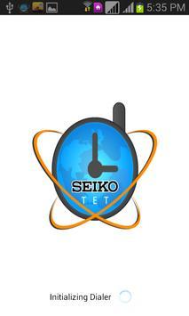 Seiko Tel poster