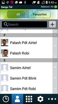 Sangu Tel apk screenshot
