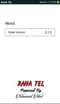 RANA TEL apk screenshot