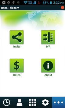 Rana Telecom apk screenshot