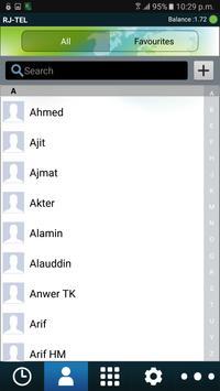 JS TEL apk screenshot