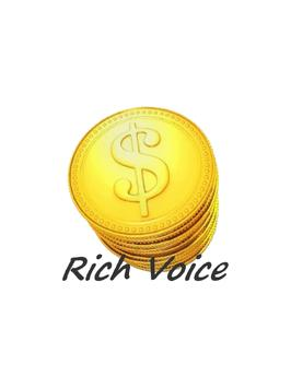 Rich Voice poster