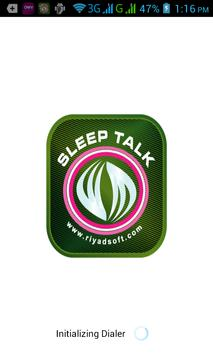 SLEEP TALK poster