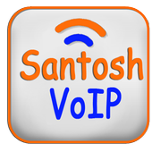 Santosh VoIP icon