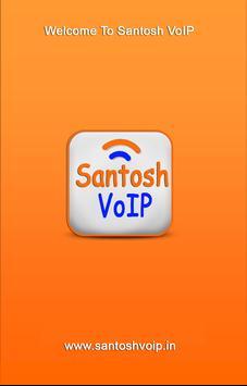 Santosh VoIP poster