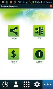 Safwan Telecom apk screenshot