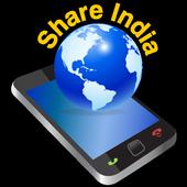 Share India icon