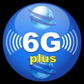 6G Plus icon