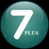 7plus Dialer icon