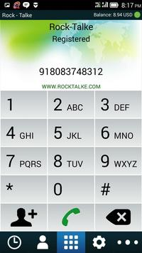 Rocktalke apk screenshot