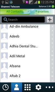 Shammi Telecom apk screenshot