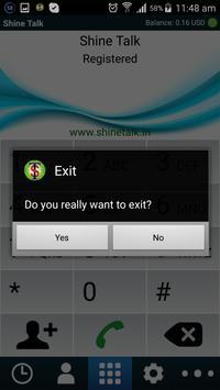 Shine  Talk apk screenshot