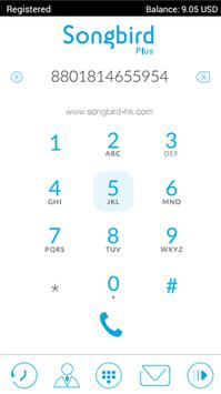 Songbird Plus apk screenshot