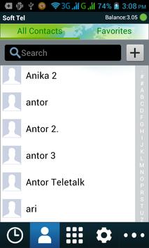 Soft Tel apk screenshot