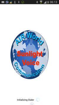 Sunlight Voice poster