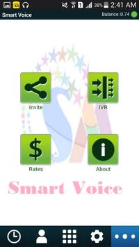 SmartVoice apk screenshot