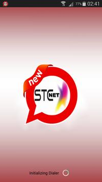 STC NET poster