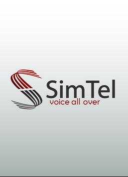 SIM TEL poster