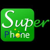 Super phone icon