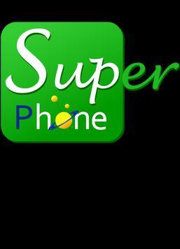Super phone poster