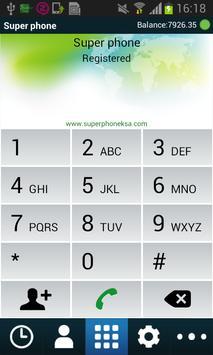 Super phone apk screenshot